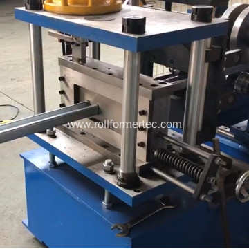 Automatic CU 100-300 purlin steel framing machine